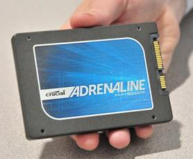 Crucial Adrenaline: SSD