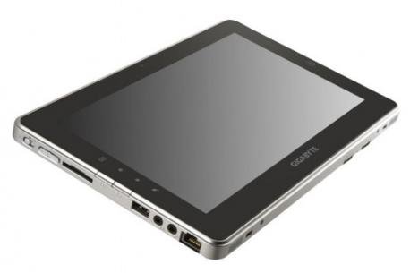 Gigabyte: tablette tactile avec Windows 7