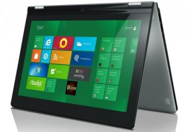 CES 2012: Lenovo avec son IdeaPad YOGA