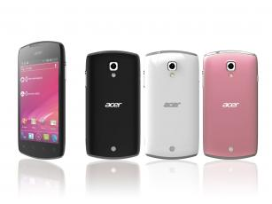 MWC: Acer Liquid Glow