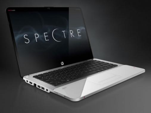 HP et son Ultrabook Envy Spectre