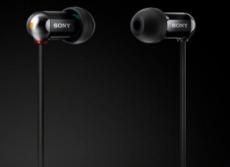 CES 2012: derniers �couteurs de chez Sony