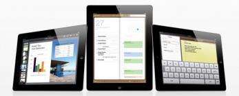 iPad 3 pour mars-avril ?