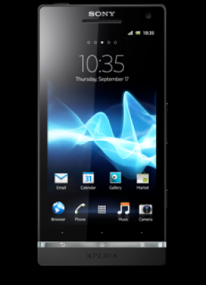 CES 2012: Sony Xperia S, 1er smartphone Android Sony