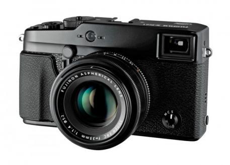 CES2012: Fujifilm lance son X Pro 1