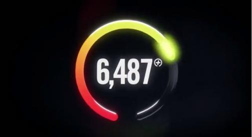 Nike et FuelBand: calculer votre activit� physique