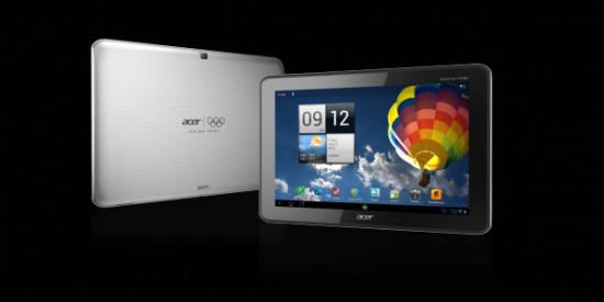 tablette Acer Iconia Tab A510 pour les Jeux Olympiques de Londres