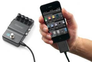 Digitech iStomp: guitare via l�iphone