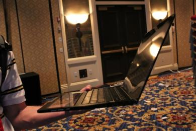 CES 2012: Ultrabooks d'Intel avec Acer Aspire S9, HP Folio 13, Lenovo, LG