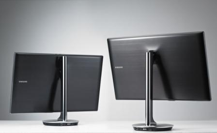 CES2012: Samsung Series 9 S27A970: moniteur 27&#8243;  rsolution QHD