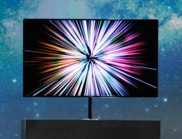 Samsung: sa Super OLED TV de 55″