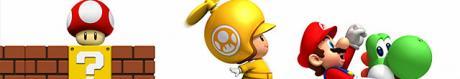 Un Super Mario 2D en pr�paration sur 3DS