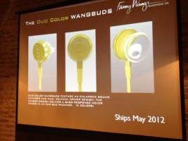 Fanny Wang/ les Duo Color Wang Buds