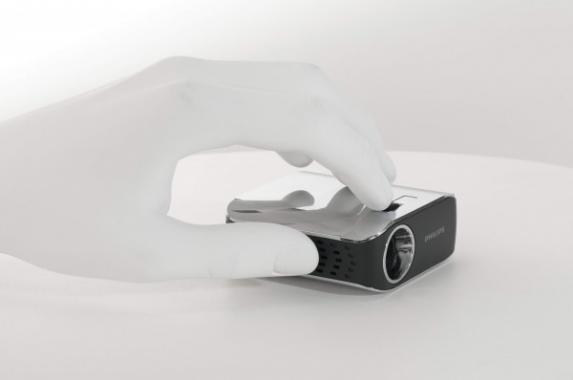 Mini-projecteurs Philips PicoPix PPX2055 et PPX2480