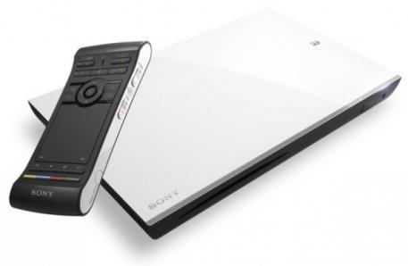 CES 2012: 2 appareils Google TV avec Sony