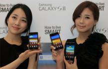 10% des cor�ens poss�derait un Samsung Galaxy S2
