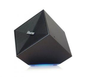 iHome: sph�re et cube