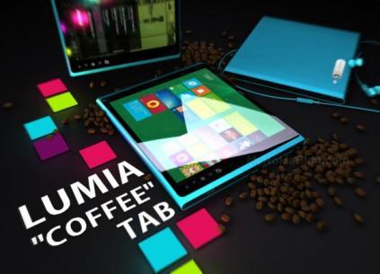 tablette inspir�e par la marque Lumia