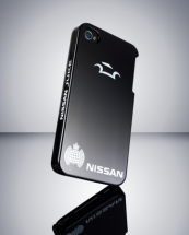 Nissan: premi�re coque iPhone 4S auto-r�parante