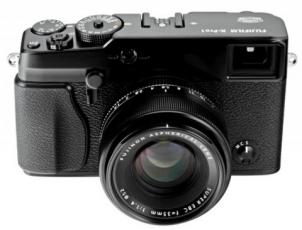 CES 2012: Fujifilm X Pro 1