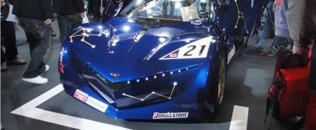 Toyota: concept TES-ERA EV