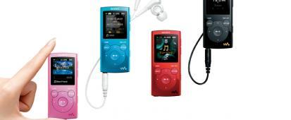 Sony, Pays du Soleil Levant: nouvelle s�rie de Walkman avec le NW-E060