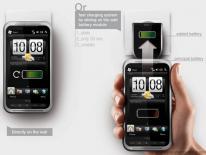 HTC Autonome concept: smartphone avec batterie amovible