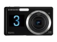 Samsung lance l'appareil photo � 2 �crans, � l'avant et l'arri�re