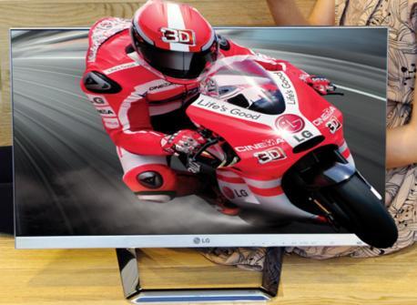 CES2012: LG avec une nouvelle gamme de moniteurs