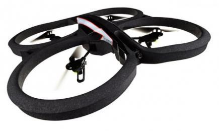 CES 2012: Parrot AR Drone 2.0