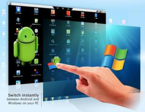 BlueStacks: applications Android sous Windows 8
