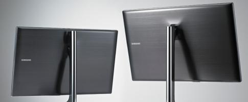 CES2012: Samsung présente 3 moniteurs Next-generation Premium