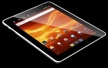 CES 2012: tablette tactile sous Android 4.0 de Cruz