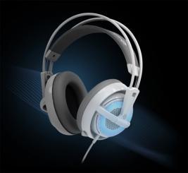SteelSeries Siberia V2 Frost Blue: casque LED pour les joueurs de jeuxvideos