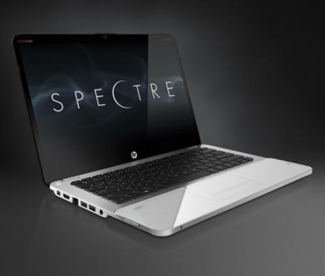 CES 2012: HP Envy Spectre