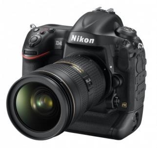 CES 2012: Nikon D4 et son AF-S 85mm F/1,8G