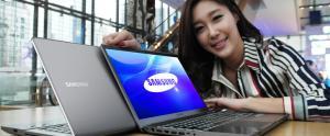 Pays du Matin Calme: Samsung Electronics sort son Series 7 CHRONOS