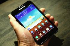 Samsung Galaxy Note: 2 millions
