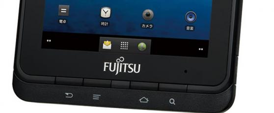 Pays du Soleil Levant: Fujitsu dvoile une tablette Androd de 7&#8243;