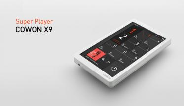 Cowon X9 Super Player PMP LCD