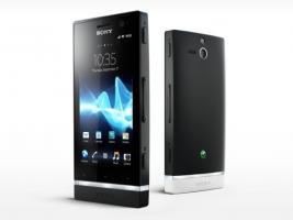 MWC: Sony Xperia U ? ?