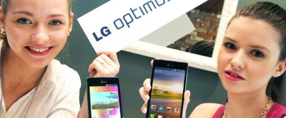 MWC: LG d�voile l'Optimus 4X HD
