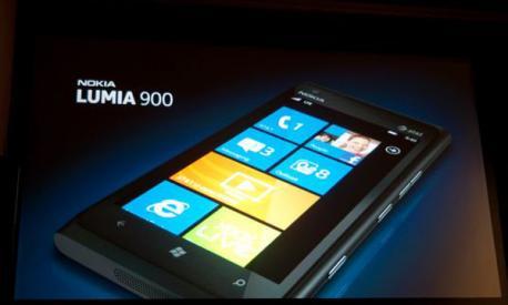 Nokia: Lumia 900