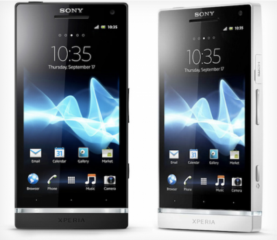 Sony: Xperia S
