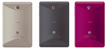 Huawei: mise � jour de la MediaPad