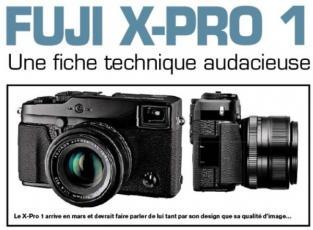 CES2012: Fuji X-Pro 1