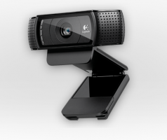 Logitech d�voile la webcam full-HD C920