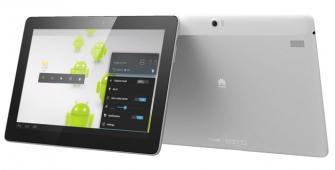 MWC: Huawei MediaPad 10