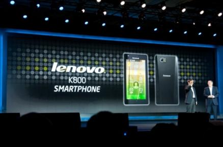 Intel dans la branche smartphone