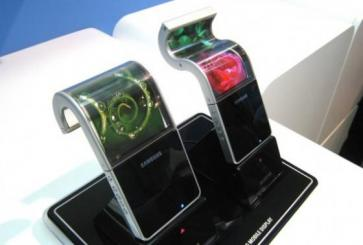 Samsung: �crans flexibles